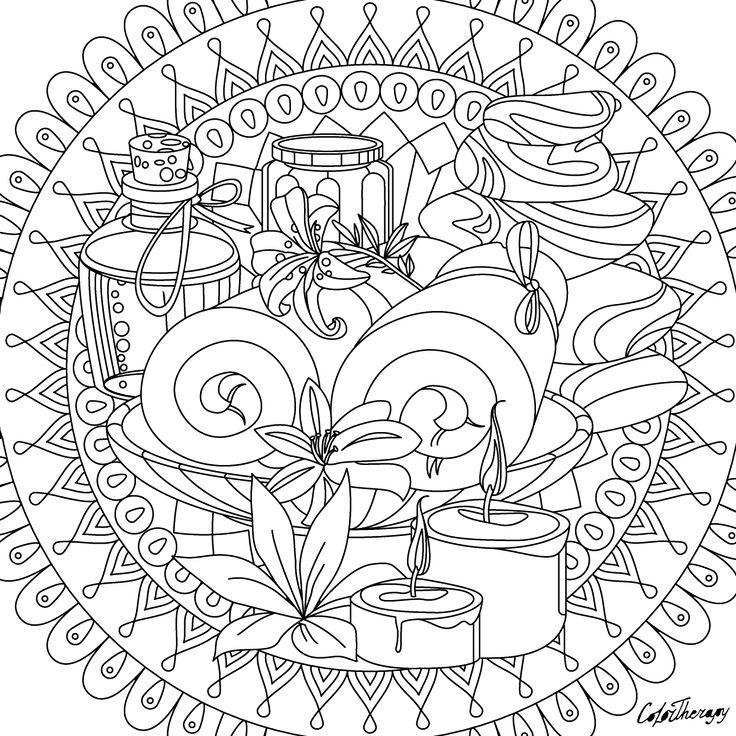 1999 best Coloring Pages for Adults images on Pinterest