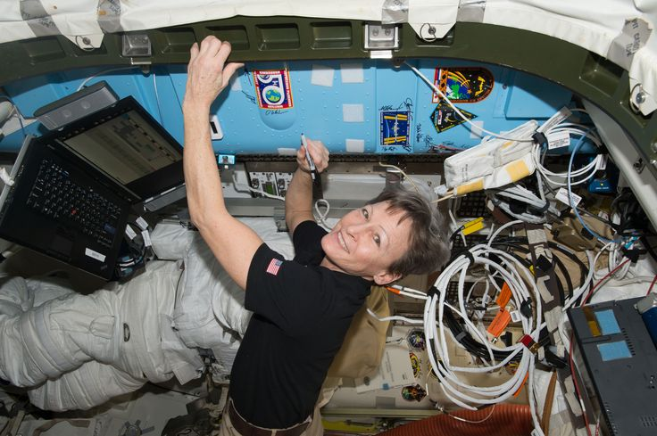 NASA Astronaut Peggy Whitson Shares Thoughts on Extended Mission, Returning to Earth
