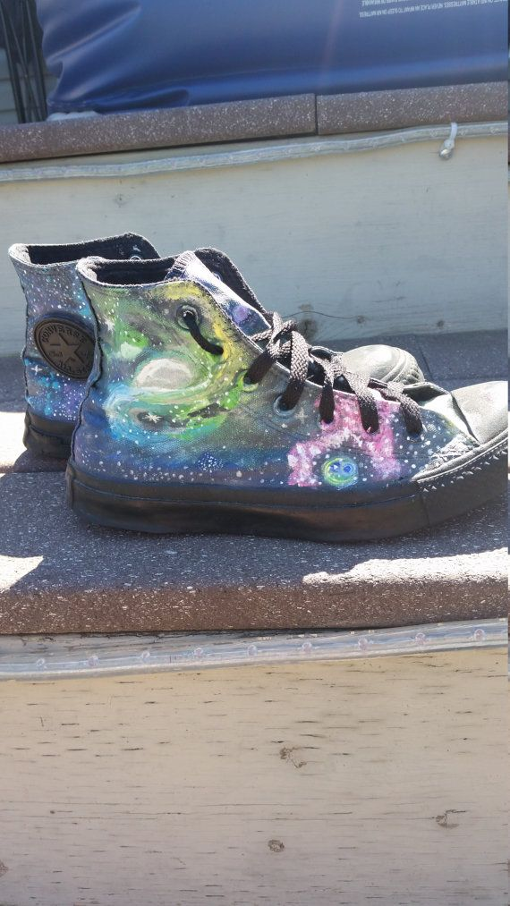 Check out this item in my Etsy shop https://www.etsy.com/ca/listing/469900907/hand-painted-galaxy-shoes-painted