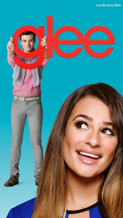 Glee promo: Chris Colfer and Lea Michele