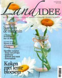 Cover LandIdee maart-april #magazine #holland