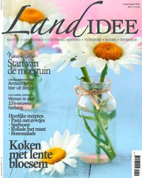 Cover LandIdee maart-april #magazine #holland
