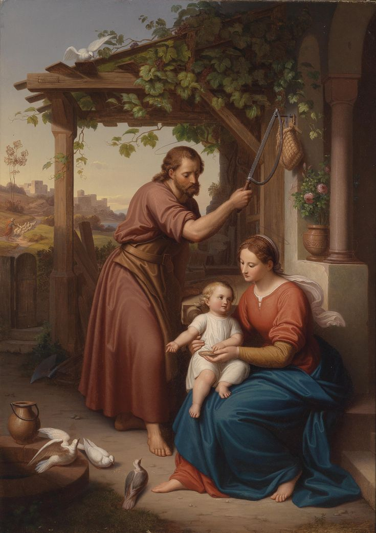 140 best Ite Ad Joseph images on Pinterest  Saint joseph