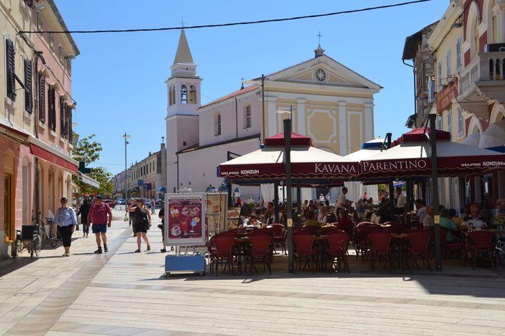 Bilder von Porec | Porec Urlaub – Reisetipps Istrien