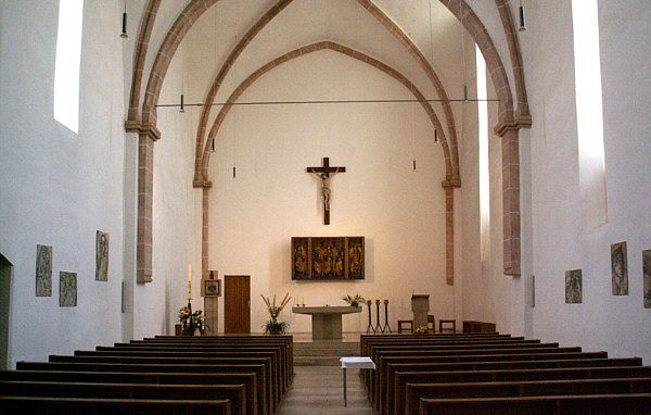 Heilig-Kreuz-Kirche in Aschersleben
