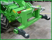 Farming Attachments | AVANT Loader Attachments | South Africa