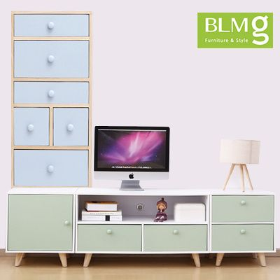 [S$69.00][Chinese New Year/CNY][BLMG_SG] NEW ARRIVALS! Bianca Series Drawer★TV Console/TV Stand/Storage★Cabinet★Furniture★3color★Wood★chest of drawer★Orgarnize★modern★scandinavian★Storage box