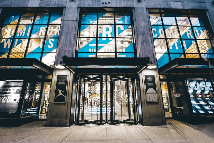 Image result for nike retail windows