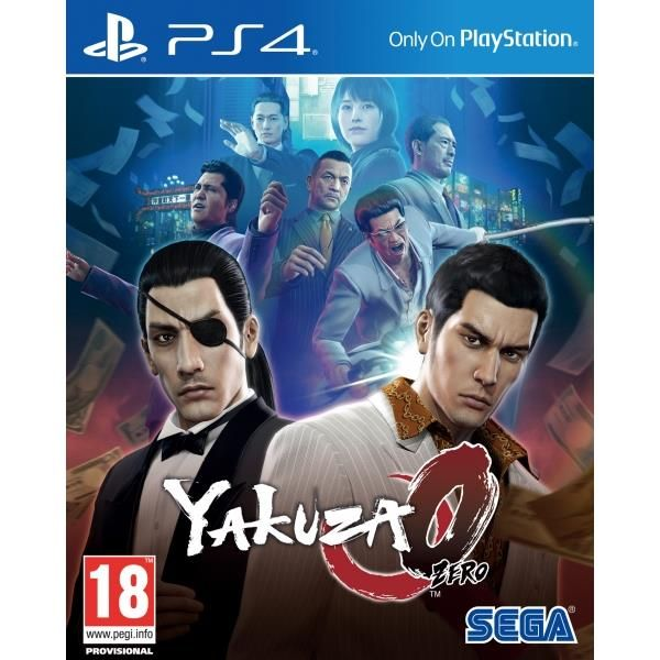 Yakuza 0 PS4 Game   http://gamesactions.com shares #new #latest #videogames #games for #pc #psp #ps3 #wii #xbox #nintendo #3ds