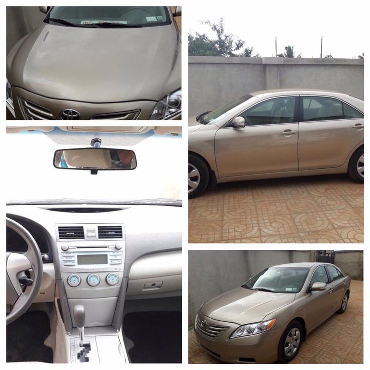 2007 Camry for sale .......inbox let's talk business....... or call me on 0266329217 good deal