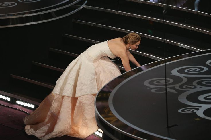 Les photos des plus belles chutes de célébrités - Madame Figaro