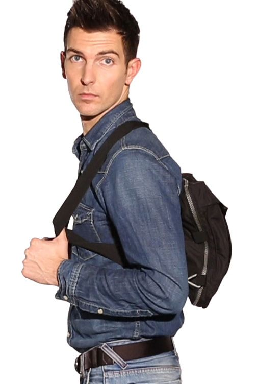 Backpack. #bag #backpack #multifunctional #design #product #productdesign #urbanstyle #lifestyle
