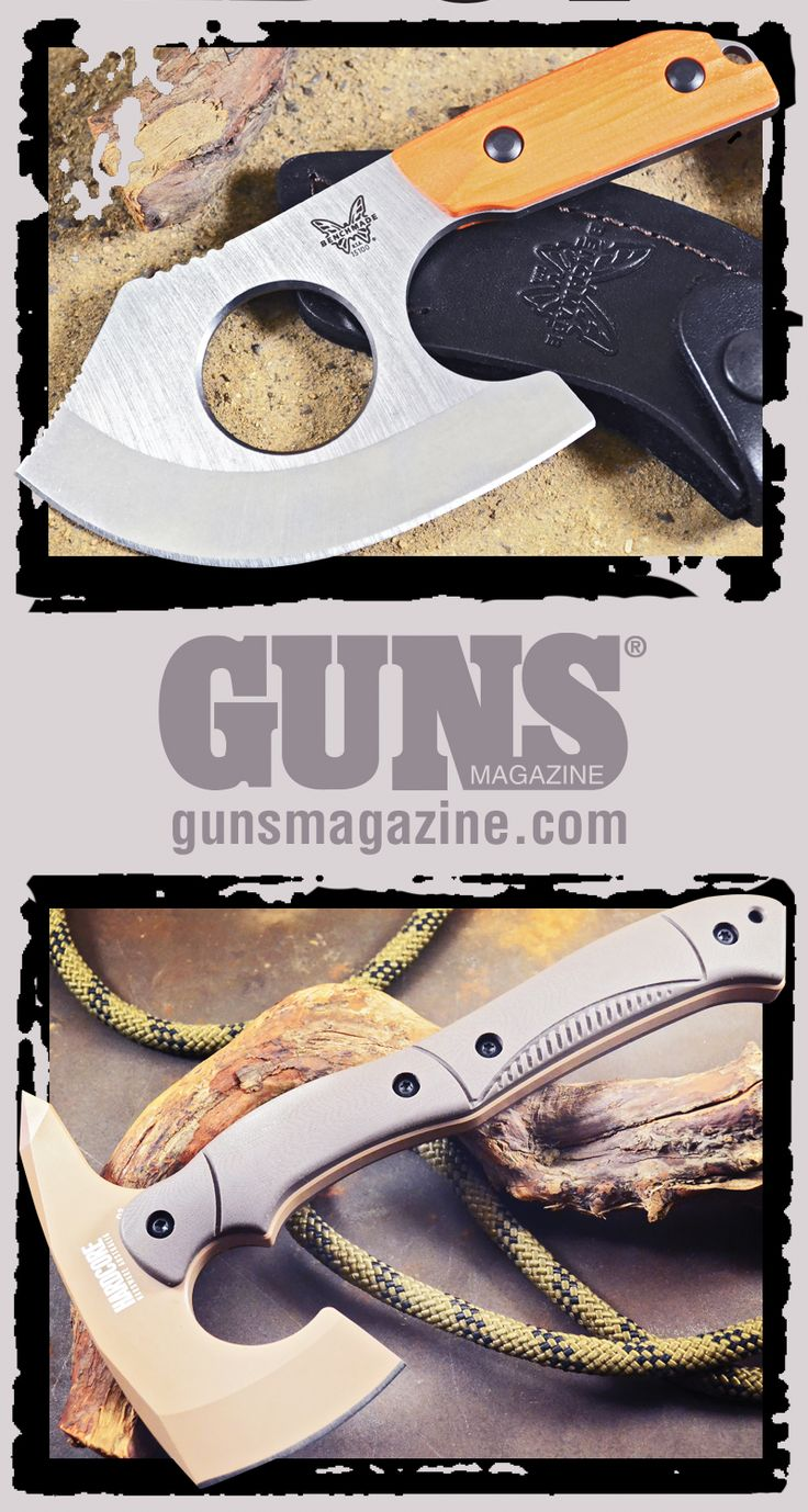 Odds & Edges | 10 Tempting Off-The Beaten-Path Knives And Tools | By Pat Covert | Hey, everybody who knows what a tactical knife looks like, raise your hand! Just kidding of course, but we thought GUNS readers would like to see some edged weapons and tools which tend to fly under the radar of the cutlery realm. | © GUNS Magazine 2017