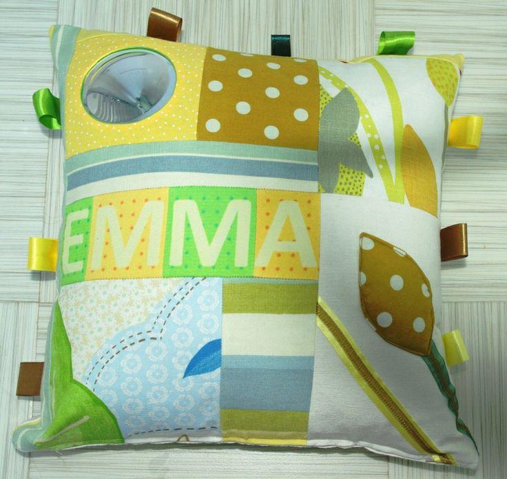 Emma's cushion