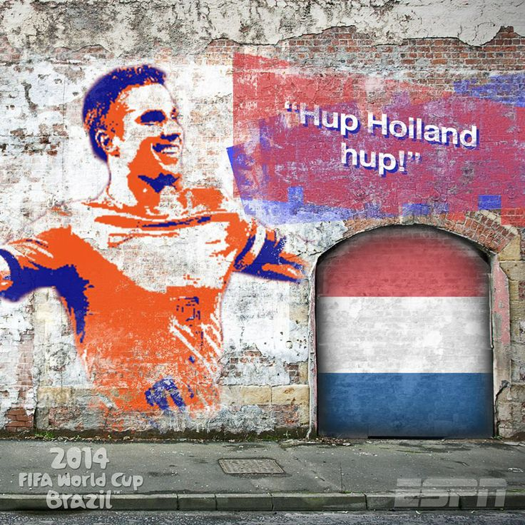 FIFA World Cup Brazil 2014   Netherlands