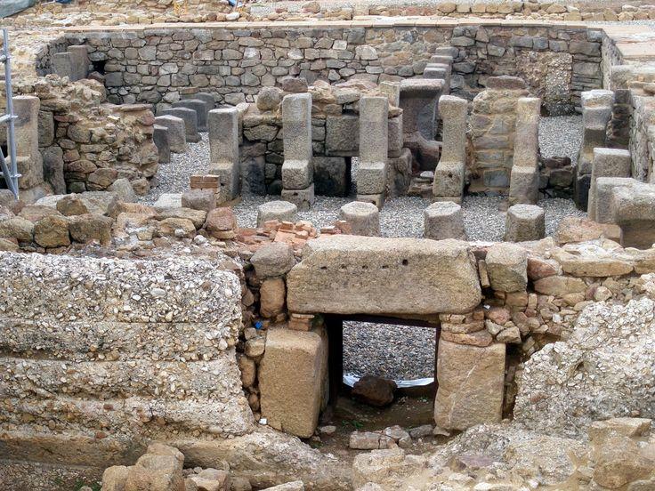 Ruinas de Cáparra Cáceres