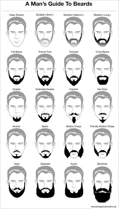 best beard shapes - Google Search                                                                                                                                                                                 More