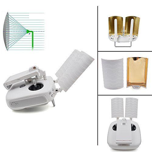 control remoto de Antena parabólica, Amplificador de señal de mejorando y extendiendo el Rango de Dji Dji Phantom 3 4 Inspire 1 - http://www.midronepro.com/producto/control-remoto-de-antena-parabolica-amplificador-de-senal-de-mejorando-y-extendiendo-el-rango-de-dji-dji-phantom-3-4-inspire-1/