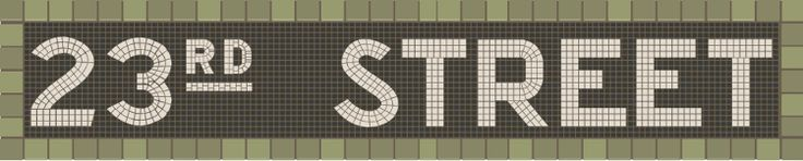 1   A Guide To All Of NYC's Subway Signs   Co.Design   business + design