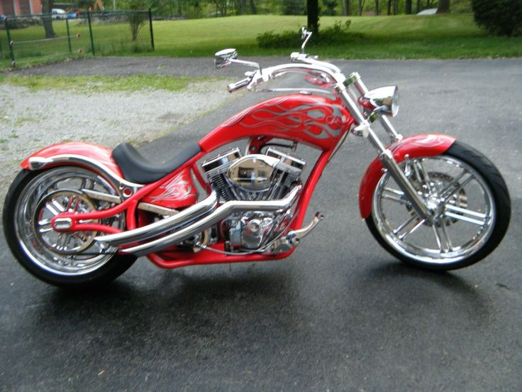 Big Dog Choppers For Sale Uk