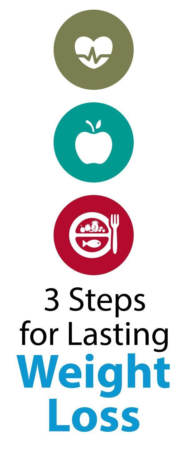 With these 3 steps, you can stay thin and healthy for life, without ever having to diet again!