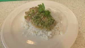 Learn how to to serve up a mouth watering plate of Thai green pork chops. Click on the link for the recipe http://atlantic.ctvnews.ca/thai-green-pork-chops-1.2809970