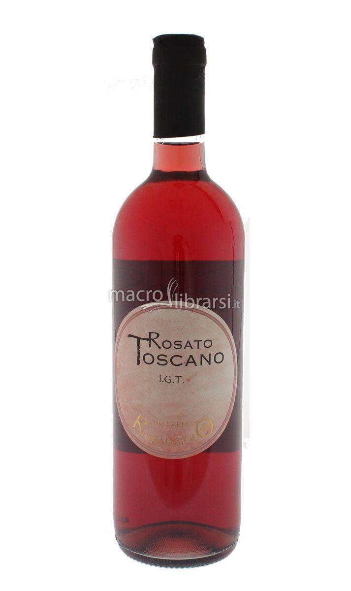 Vino Rosato Toscano - 2013.Vino ottenuto con uve Sangiovese lasciate solo poche ore a contatto con le bucce  Vuole essere un vino rispettoso della tradizione toscana.  Vino semplice con evidenti note di frutta rossa  Vino da bere fresco adatto a tutti i piatti della cucina mediterranea