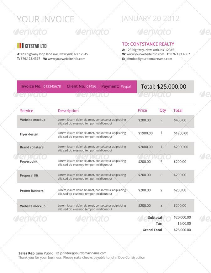 21 best Invoices images on Pinterest Invoice template, Invoice - invoice format for consultancy