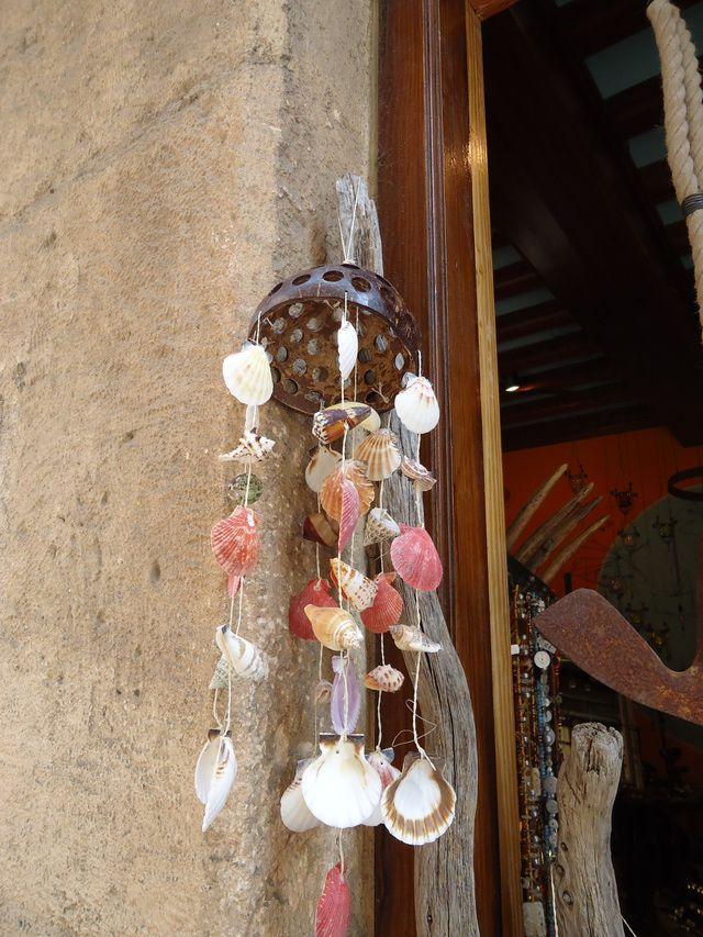 Manualidades con conchas de mar marte y diy y manualidades - Manualidades con conchas ...
