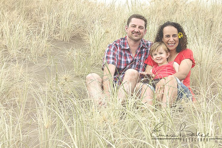 Family Photography Shoot in the sand dunes at Piha Beach, Waitakere Ranges, Auckland, New Zealand