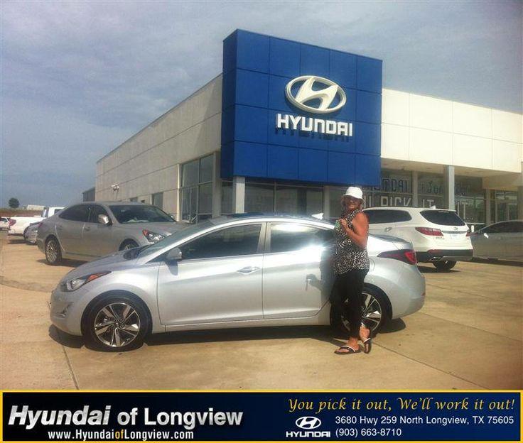 Thornton Hyundai: Congratulations To Darlette Nunley On Your #Hyundai