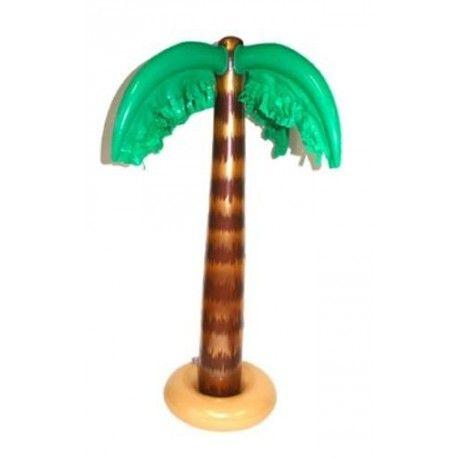 palmier gonflable 90 cm decoration