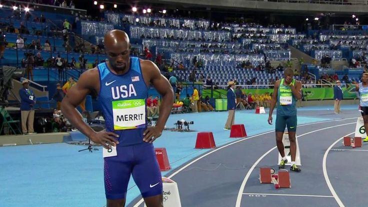LaShawn Merritt, Kirani James advance to 400m semifinals   NBC Olympics