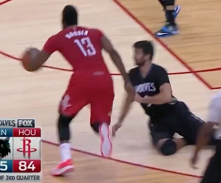 http://www.meganmedicalpt.com/ The Houston Rockets'  James Harden  is the  NBA 's leading scorer for a reason—because he's one of the toughest defensive assignments in the league, as the Minnesota Timberwolves' Ricky  Rubio  learned the hard way Monday night...