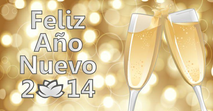 A muy poquitas horas ya de las campanadas... ¡Queremos desearos a todas un Feliz Año Nuevo!