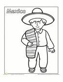our printables for Mexico theme