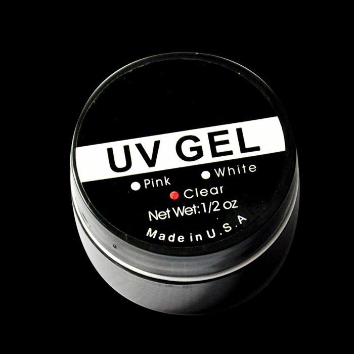 6 Unids/lote Acrílico Esmalte de Uñas de Gel UV constructor de Uñas de Gel UV Constructor Consejos