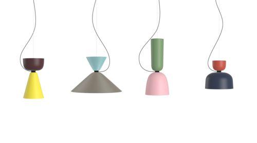 Alphabeta Lamps – Custom Ceiling Lamps Designed by Luca Nichetto