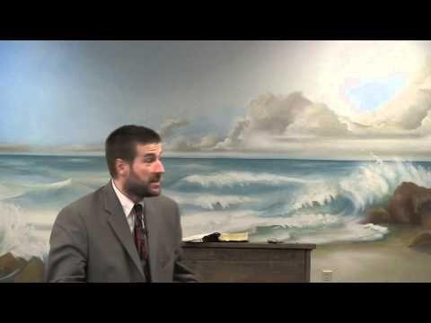"""The Zero Christian"" Baptist Preaching (independent, fundamental, King James Bible sermon"