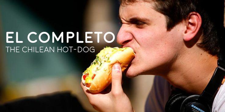 El completo: the chilean hotdog