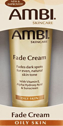 Fade Dark Spots in Two Weeks with Ambi Fade Cream
