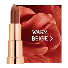Discover Yves Rocher Grand Rouge in Warm Beige! @Yves Rocher USA #GrandRougeMoment  #yvesrocher