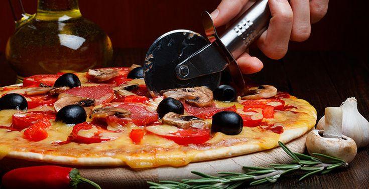 Математики разработали новый способ разрезания пиццы / Новости / Моя Планета