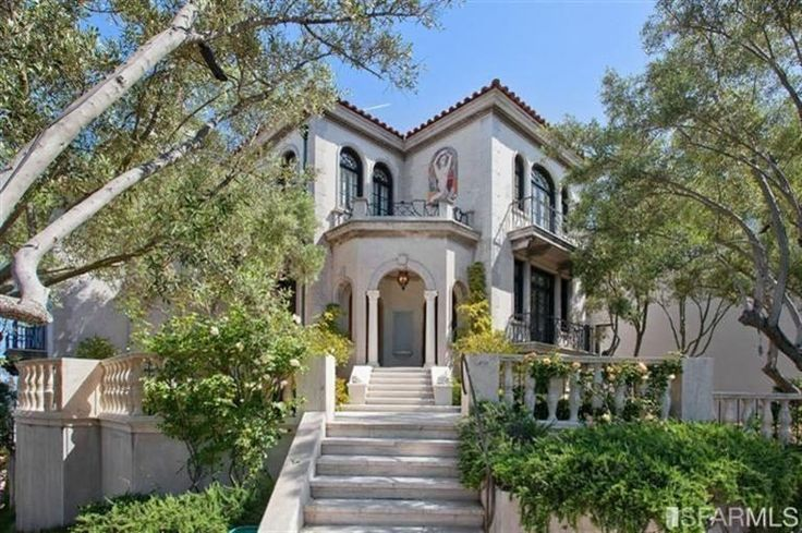 Telegraph Hill Home Lists for $16M, Has Tesla Charging Station...  just what every mansion needs.