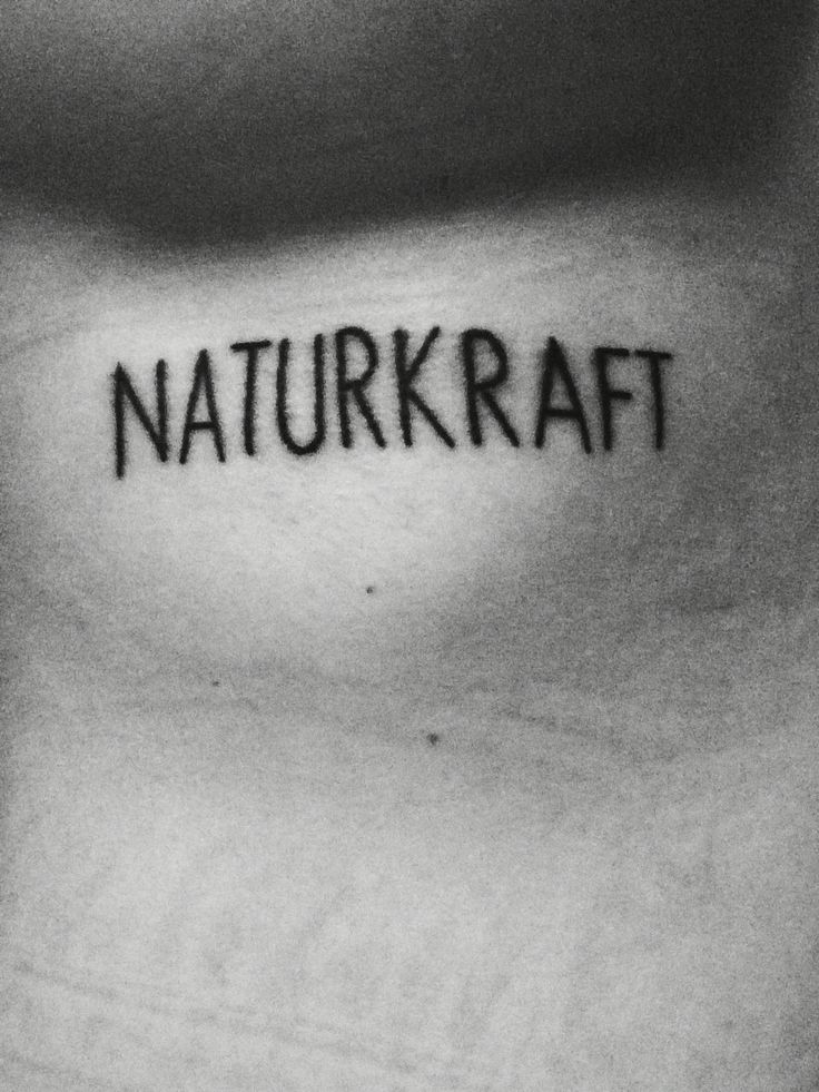 Jag är naturkraft. Min första Silvana Imam tatuering.
