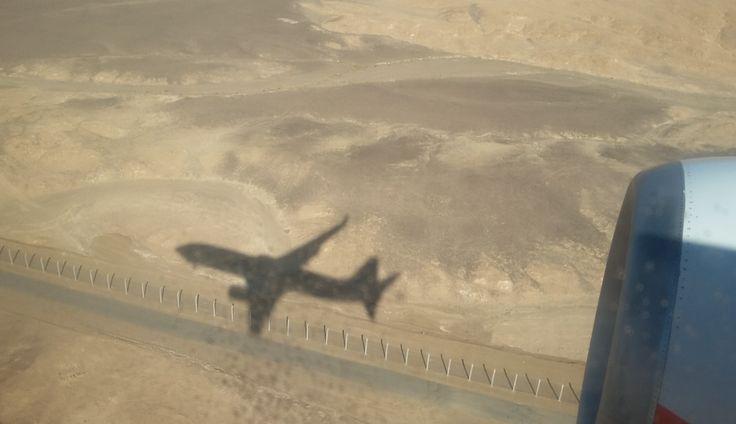 Landung in Marsa Alam, Foto: S. Hopp