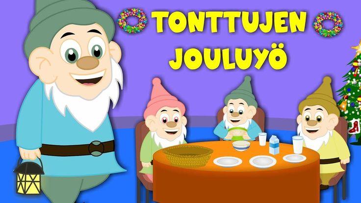 Lasten joululaulut   Kauneimmat joululaulut   Tonttujen jouluyö etc.
