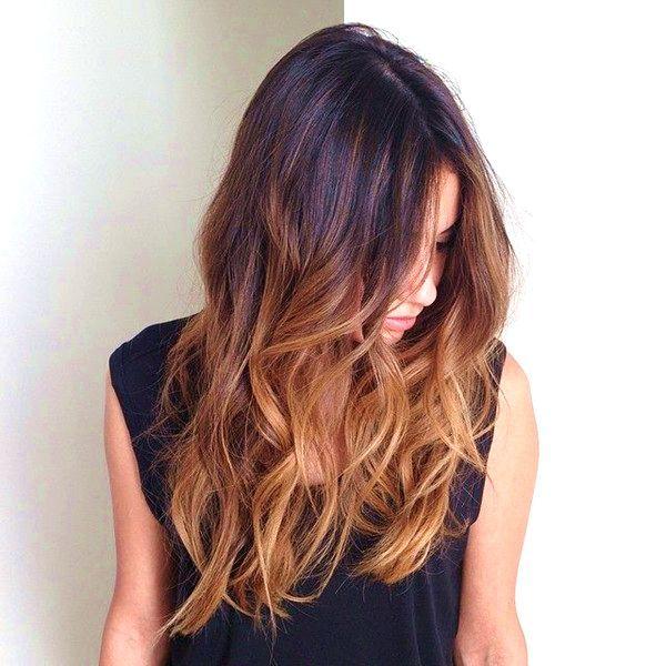 Best 25 caramel ombre hair ideas on pinterest - Ombre hair marron caramel ...