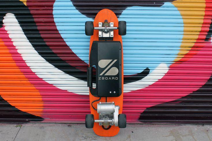 Gov. Brown gives green light to motorized skateboards - SFGate