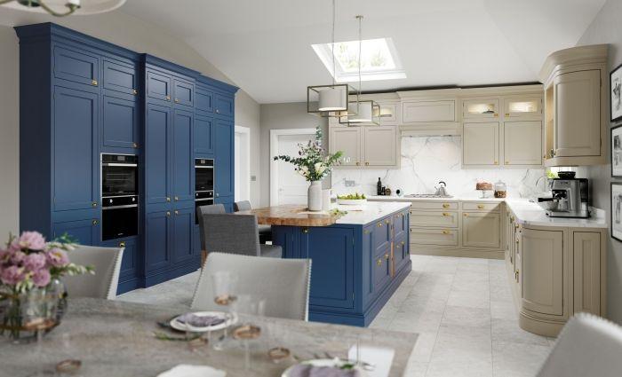 1001 Moderne Und Stilvolle Kuchen Ideen In Blau Stilvolle